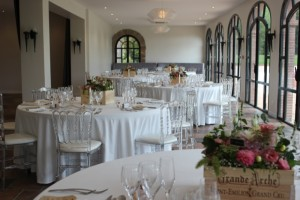 Amandine et Vincent - Tables