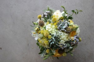 Jessica et Julien - Bouquet de mariée