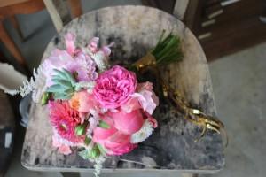 Audrey - Bouquet de mariée