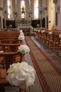Sandrine et David - Église