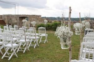 Naya et Patrick - Bouts de chaise cérémonie laïque