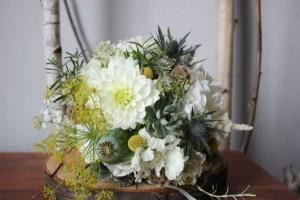 Jennifer et Olivier - Bouquet de mariée