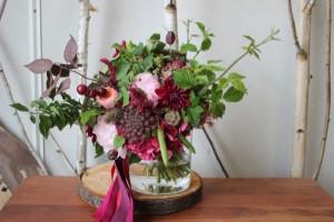 Judith et Vincent - Bouquet de mariée