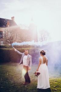 Celia et Vincent - Photographe : Floriane Caux