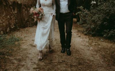Mariage Stéphanie + François